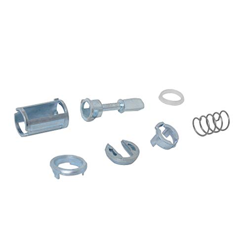 B Blesiya Front Left Right Door Lock Cylinder Replacement Parts for VW Jetta