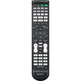 Price comparison product image Sony RMVLZ620 Universal Remote Control (Black)