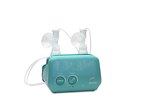 DSS Elite Electric Breast Pump With Hospital-grade Cord by Ameda,9 FT