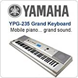 Yamaha YPG-235 76 Key Portable Grand Piano Premium Pack