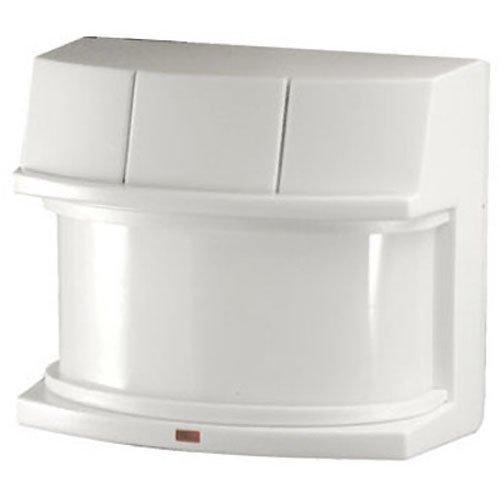 Heath Zenith HZ-5316-WH VA-HP008 DLX WHT Motion Sensor, White