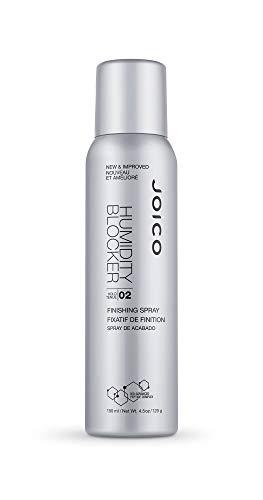 Joico Humidity Blocker Finishing Hair Spray, 4.5 Ounce
