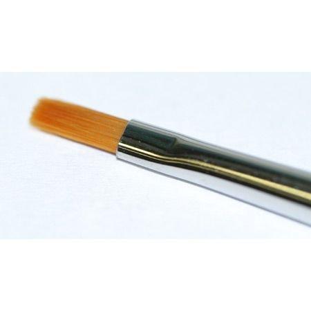 (Tamiya America, Inc High Finish Flat Brush No. 0, TAM87046)