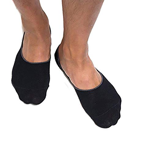 - Thirty48 Men No Show Loafer Socks, Boat Shoe Liners with CoolPlus, Non-Slip Grip