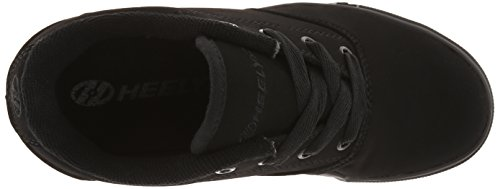 Heelys 'lancement Kids Noir Sneaker nubuck PqPr57U
