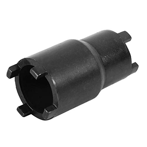2-in-1 Lock Nut Wrench Clutch Lock Nut Tool, 20mm/24mm clutch lock nut spanner socket for Honda Crf 600rr 450r 250l