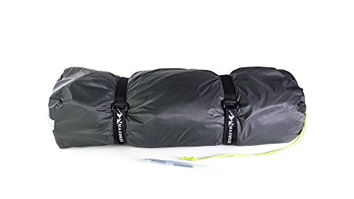 MaxMiles 1 2 Person Premium Backpacking Tent Ultra-Lightweight 20D Nylon Taffeta Rip-Stop Tent 3.4lb/1.5kg - Strong Durable Waterproof Mountain Hiking Tent- Compact One or Two Person Ultra-Light Tent by MaxMiles (Image #8)