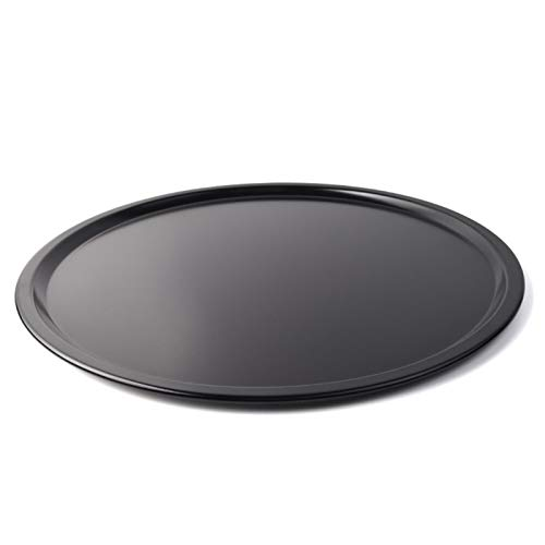 Ronde pizzabord Pizza Pan Diepe Dish Lade Carbon Staal Non-Stick Mold Bakken Tool Bakvorm Pan Patroon 13 Inch
