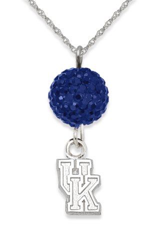 NCAA Kentucky Wildcats LogoArt Ovation Necklace by LogoArt