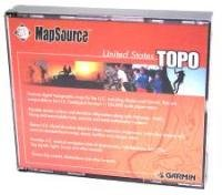 Garmin MapSource United States (US) Topo (Mapsource Gps Software)