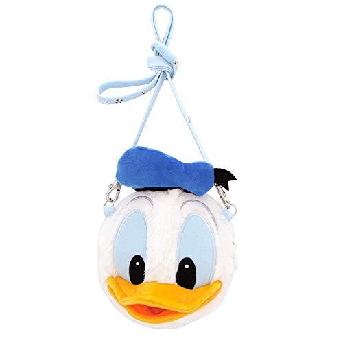 - Donald Duck Pass Case neck coin Disney Purses Pouch (Tokyo Disney Resort limited goods souvenirs)