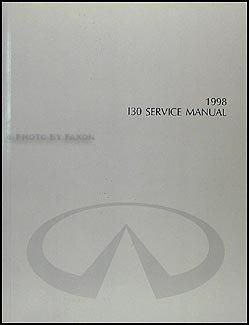 1998 infiniti i30 repair shop manual original infiniti amazon com rh amazon com 1999 Infiniti I30 Intake Diagram 1998 infiniti i30 repair manual
