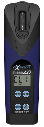 Industrial Test Systems eXact 486700 Micro 20 Dual Wavelength Advanced Photometer, 20mm Cell ()