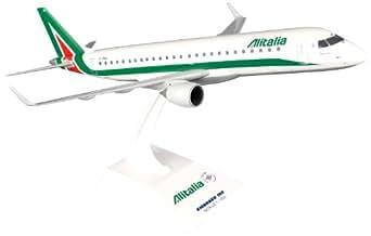 Daron Skymarks Alitalia ERJ190 Model Kit (1/100 Scale)