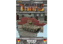 Modern Age Tanks! MARDER Tank Expansion - MTANKS14