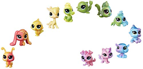 Littlest Pet Shop Sparkle Spectacular Rainbow Friends (12 Pack) ()