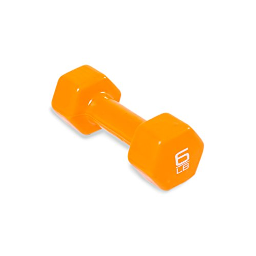 Barbell Vinyl Coated Single Dumbbell