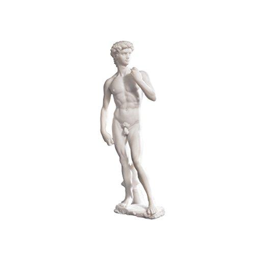 Design Toscano Bonded Marble David (1504) Statue