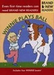 Winnie Plays Ball: Brand New Readers