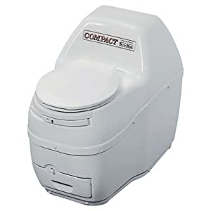 Sun-Mar Compact Self-Contained Composting Toilet, Model# Compact