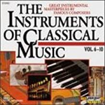 Instruments of Classical Music 6-10