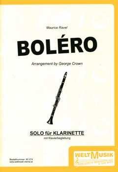 bolero noten klarinette