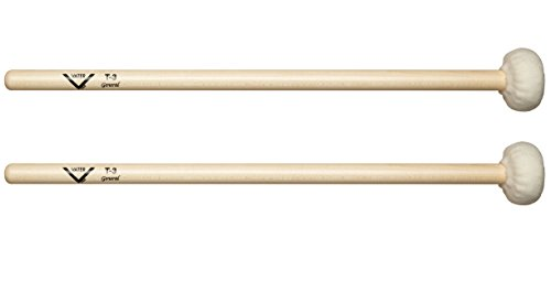 - Vater VMT3 T3 Timpani, Drumset & Cymbal Mallets, Pair