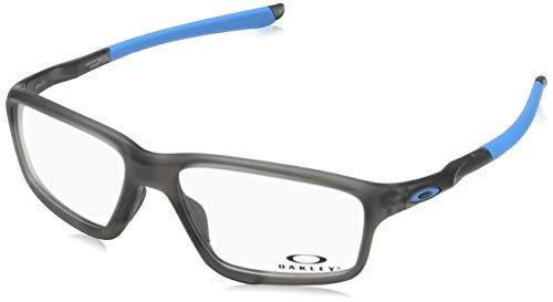 1ef1a0adcf136 Oakley Glasses Frames Crosslink Zero OX8076-01 Satin Grey