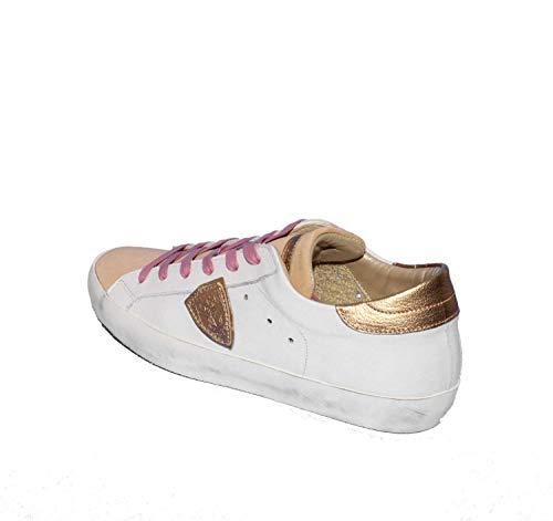 Sneakers paris Clld Philippe Donna Model Bianco qfgvFv