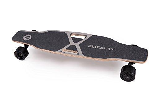 BLITZART X-Plore Electric Skateboard Longboard