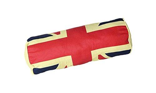 190215 Cojín con diseño de bandera inglesa (38 x 15 cm ...