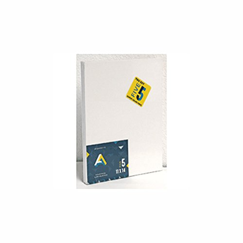 14 Count Canvas - Art Alternatives Canvas Panel Super Value 11x14 Pack of 5