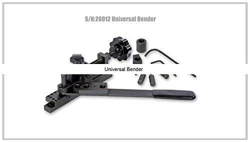 S/N:20012 Universal Bender/SIEG Bending machine by MUCHENTEC