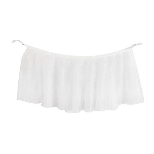 HHBack 1Pc Table Skirt Cover Birthday Wedding Festive Party Decor Table Cloth