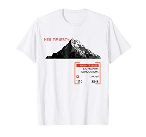 Mount Everest Mountain Climbing Himalaya Nepal Shirt