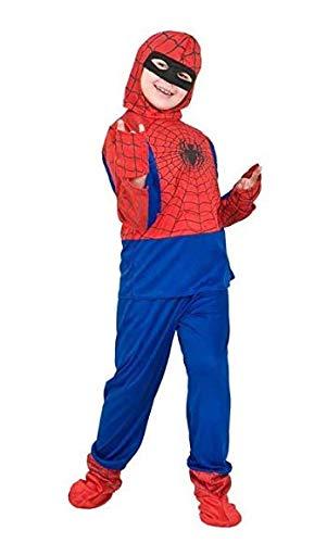 Veneciano EL Carnaval Italiano Traje Spiderman (10 años ...