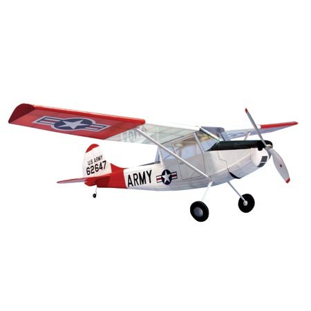 L19 Bird Dog - L19 Bird Dog Wooden Airplane Kit 40