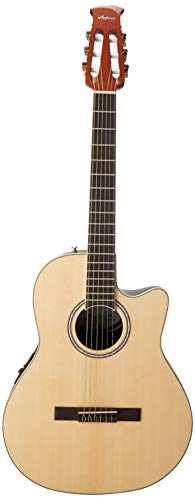 Ovation Applause 12 String Acoustic Guitar Right, Black Mid Depth Body AB2412II-5