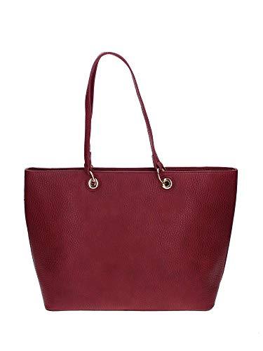 Byblos Grande Davanti rosso 685720 Con Shopping Blu Donna Borsa Pochette wSHCd0qIZ