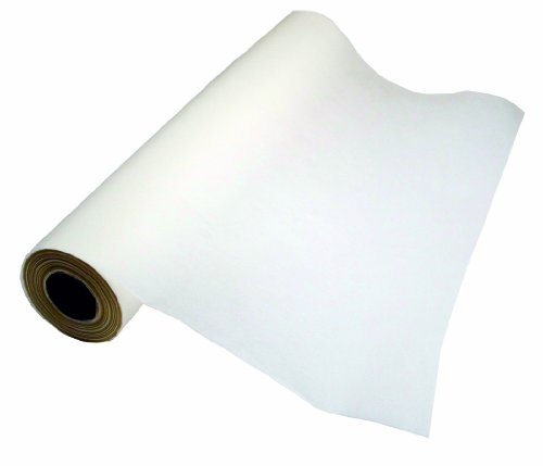 Helix Paper Roll Sketch, White, 12 Inches x 50 Yards, White ()