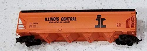 AHM HO Scale Illinois Central IC ACF Center Flow Hopper Road 56578