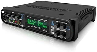 MOTU UltraLite-MK3 Hybrid FireWire/USB2 Audio Interface - Sound Card For Travel