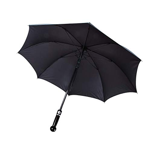 Baton self Defense Umbrella Elegant with German Quality Woodhandle and Tutorial DVD