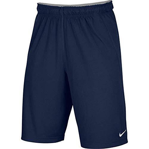 Nike Men's Athletic Dri-Fit Shorts, Navy, X-Large        Dri Fit 9' Sport Short