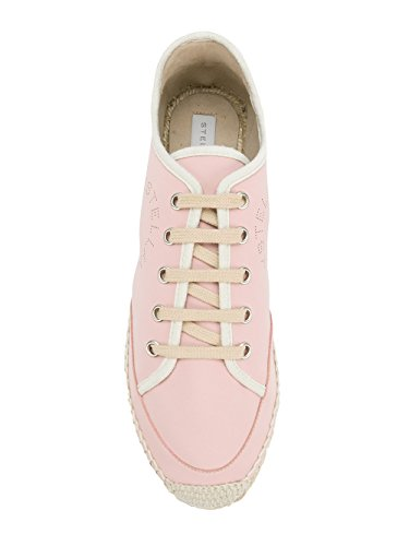 Stella McCartney Damen 515488W09249971 Rosa Polyester Sneakers