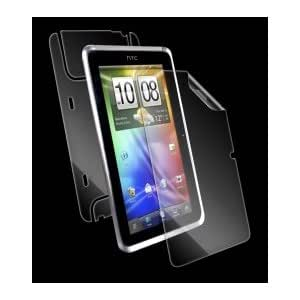 InvisibleShield for HTC Flyer - Skin - Retail Packaging - Clear
