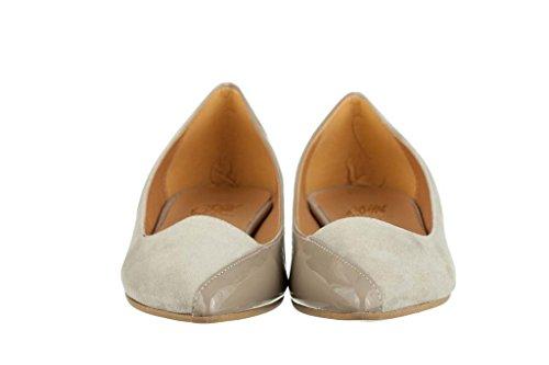 Hohe Pumps Decollete aus Leder Damen RIPA shoes - 27-1914