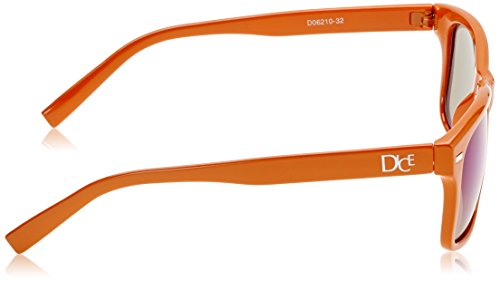 Shiny de Blue Dice Lunettes Orange Revo TSEnvqx