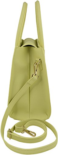 Shirin Sehan Anouk, Borsa a spalla donna giallo Light Lemon