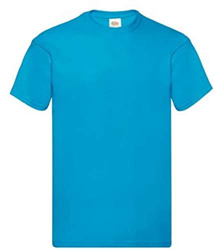 Casual shirt Sleeve Short de camisetas T Lote Casual Fruit 10 Of de Summer Azur originales TnTfRPO